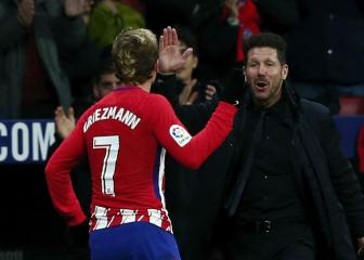 Simeone and Atlético chasing impossible dream again
