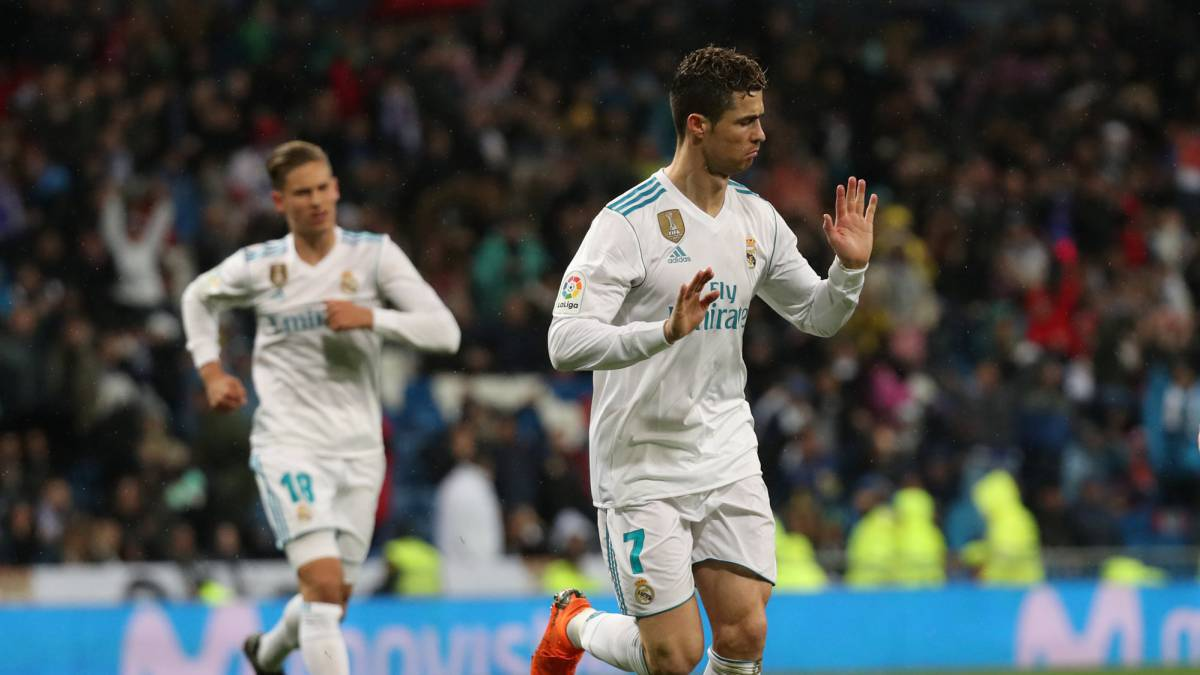 Real Madrid 3-1 Getafe LaLiga: goals, as it happened, report