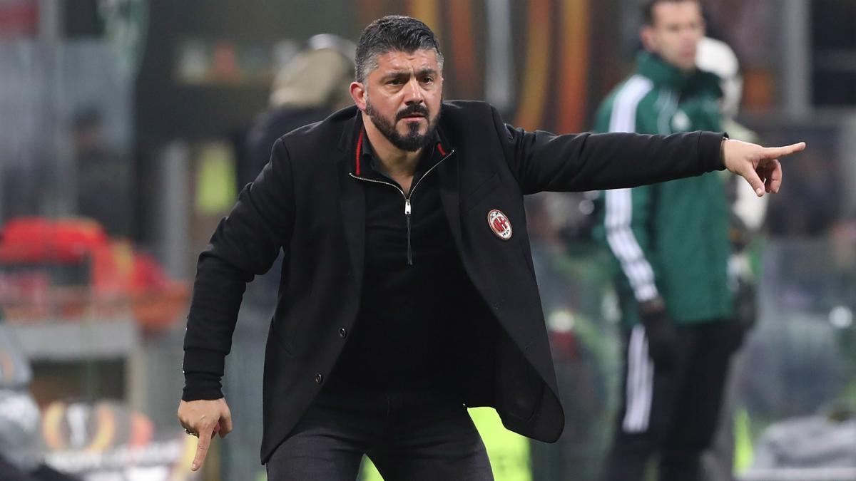 Gattuso offers his heart to AC Milan players ahead of pivotal derby