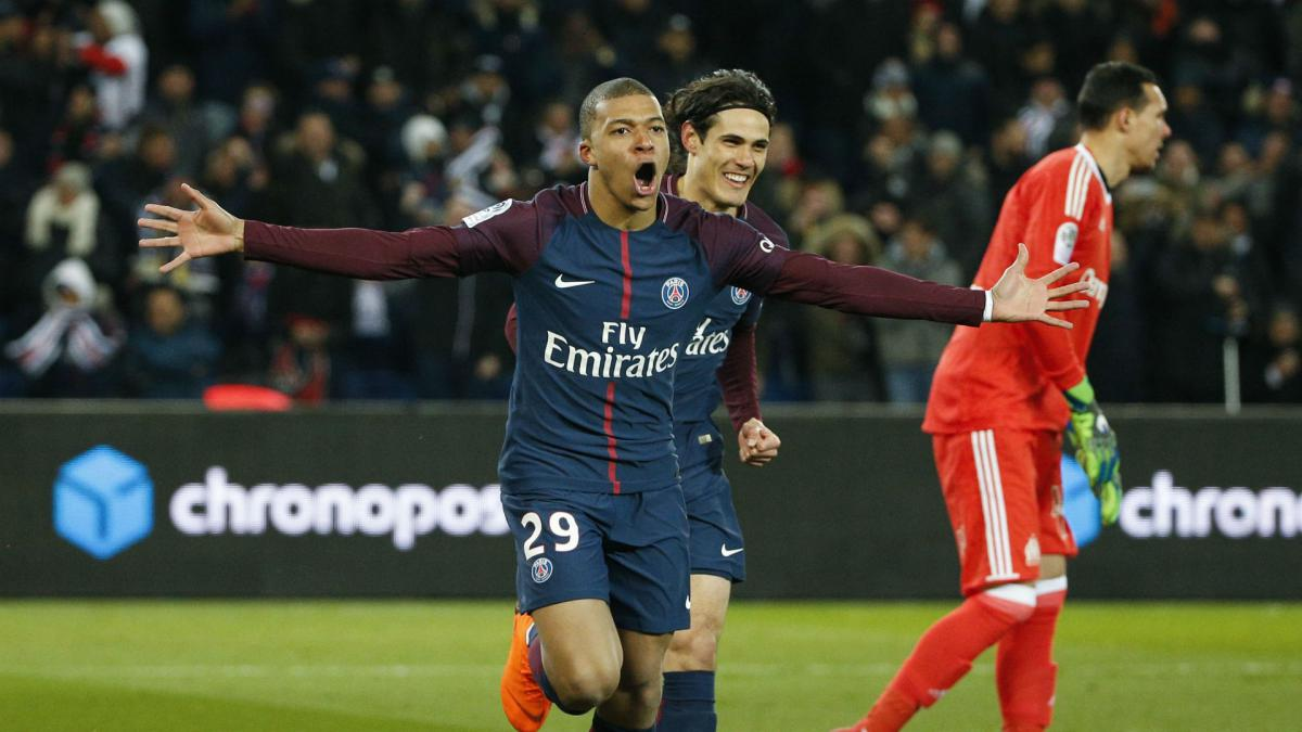 Mbappe ready for PSG return against Real Madrid