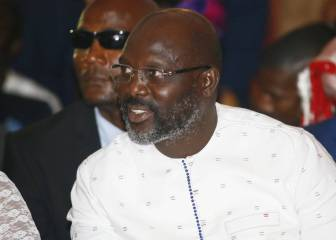 George Weah tells Nigeria to prepare well for World Cup