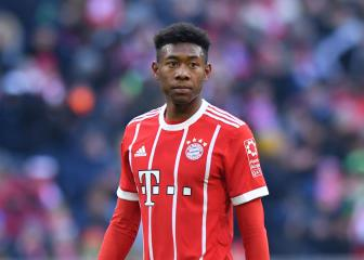 Bayern Munich star Alaba open to