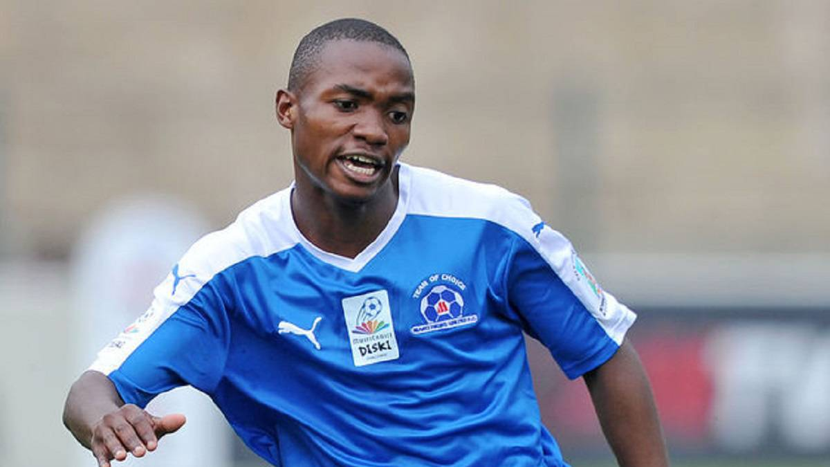 South African striker Ntshangase in induced coma after lightning strike