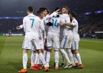Real Madrid in full control as PSG found wanting again