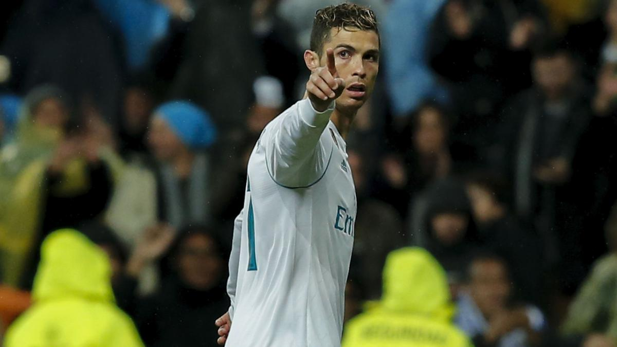 Ronaldo equals record with another Champions League goal