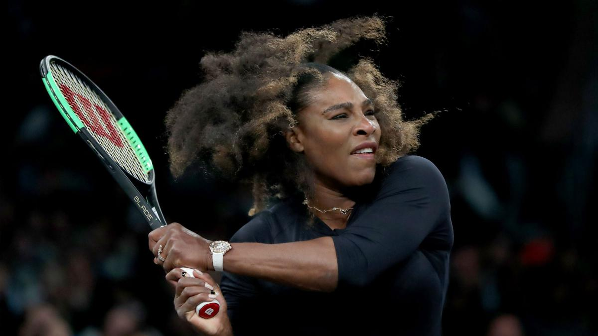 Serena Williams has \'high expectations\' for Indian Wells