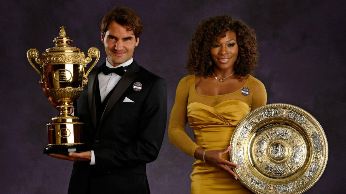 Federer not trying to eclipse Williams\' grand slam tally