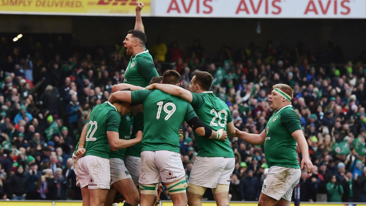 O\'Driscoll talks up Ireland\'s Grand Slam bid