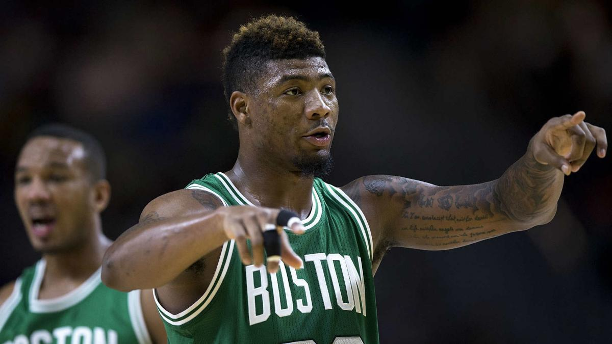 Marcus Smart fined for criticising refs\' handling of James Harden