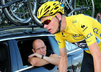 Froome stands by under-fire Team Sky & Brailsford