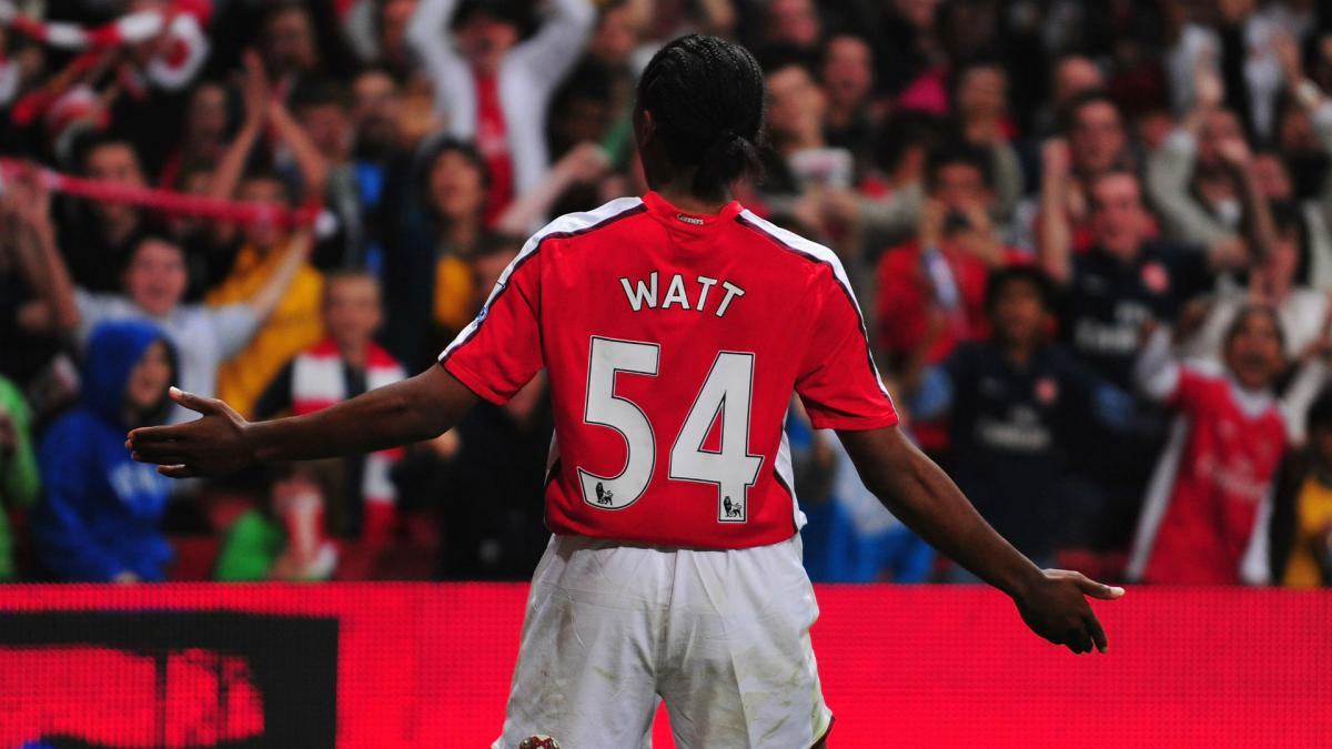 Watt's going on? Former Arsenal striker has red rescinded after referee blunder