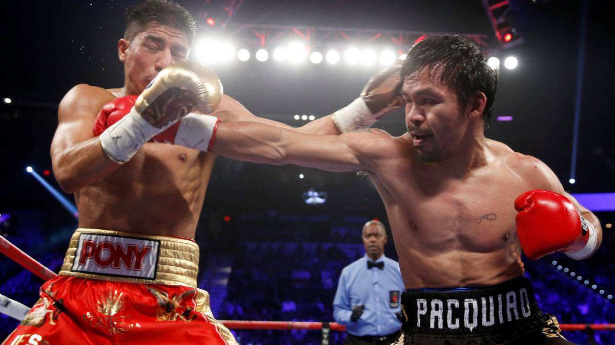 Manny Pacquiao to fight Lucas Matthysse in Kuala Lumpur