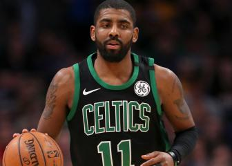 Kyrie Irving to return for Celtics against Timberwolves