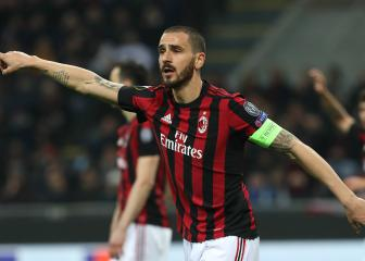 AC Milan were scared against Arsenal – Bonucci