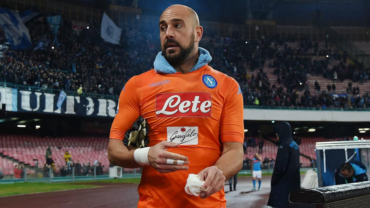 Donnarumma out? Milan confirm interest in Napoli's Reina