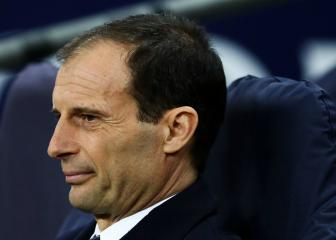 Juventus can't take their foot off the gas - Allegri