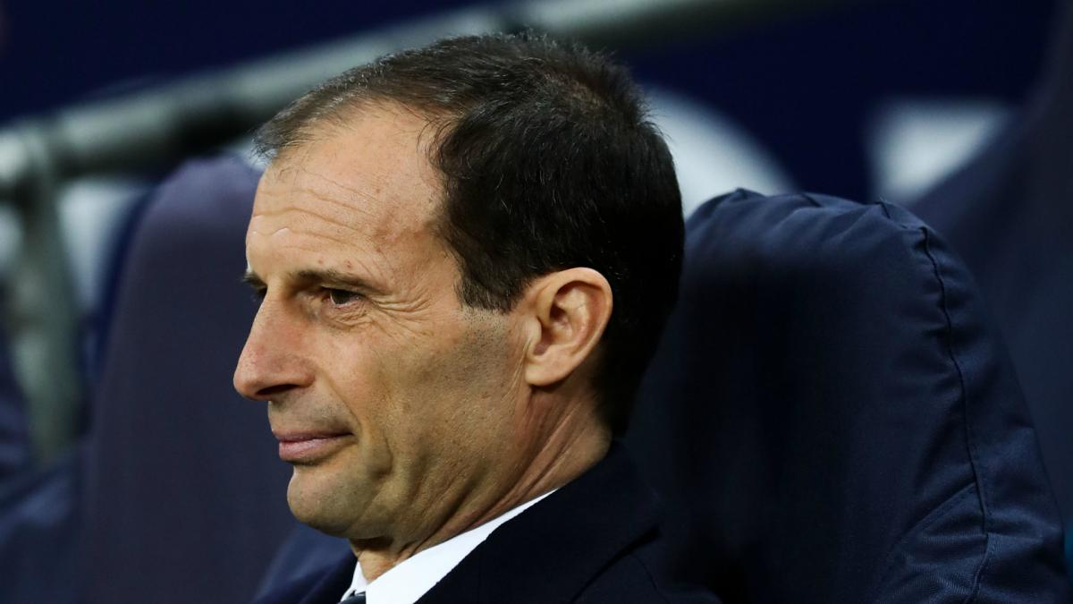 Juve can't take their foot off the gas - Allegri
