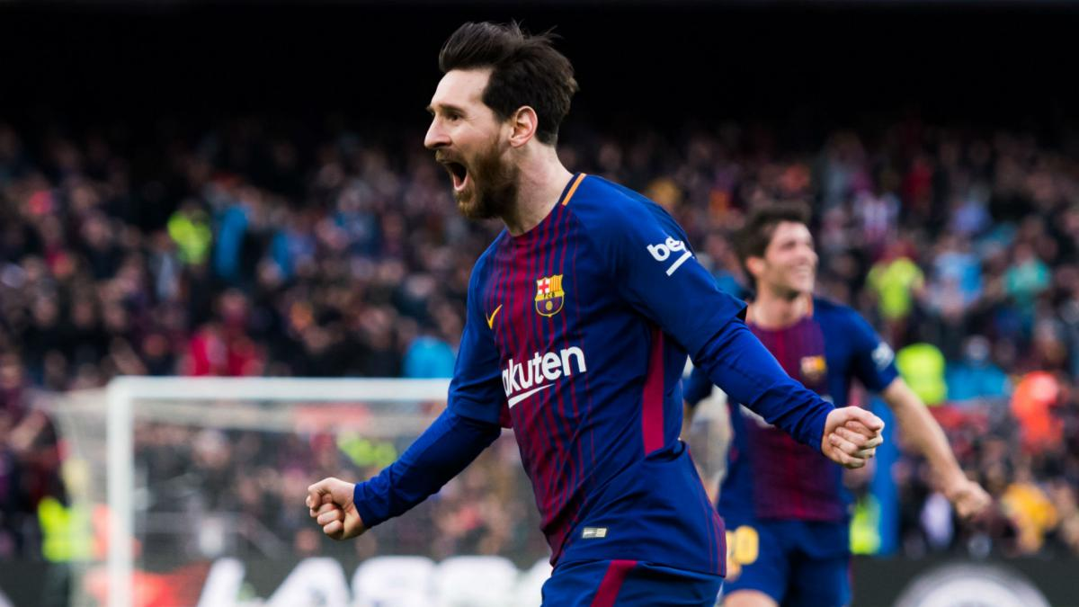Barcelona's Lionel Messi confirms birth of third child, Ciro