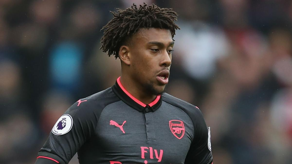 Arsenal players 'lead by example' - Iwobi