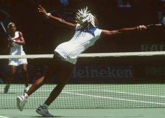 Serena v Venus: Highlights from one of the great sibling rivalries