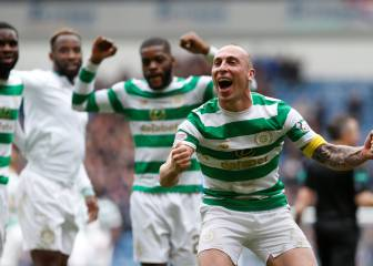 Ten-man Celtic bounce back to beat Rangers once more