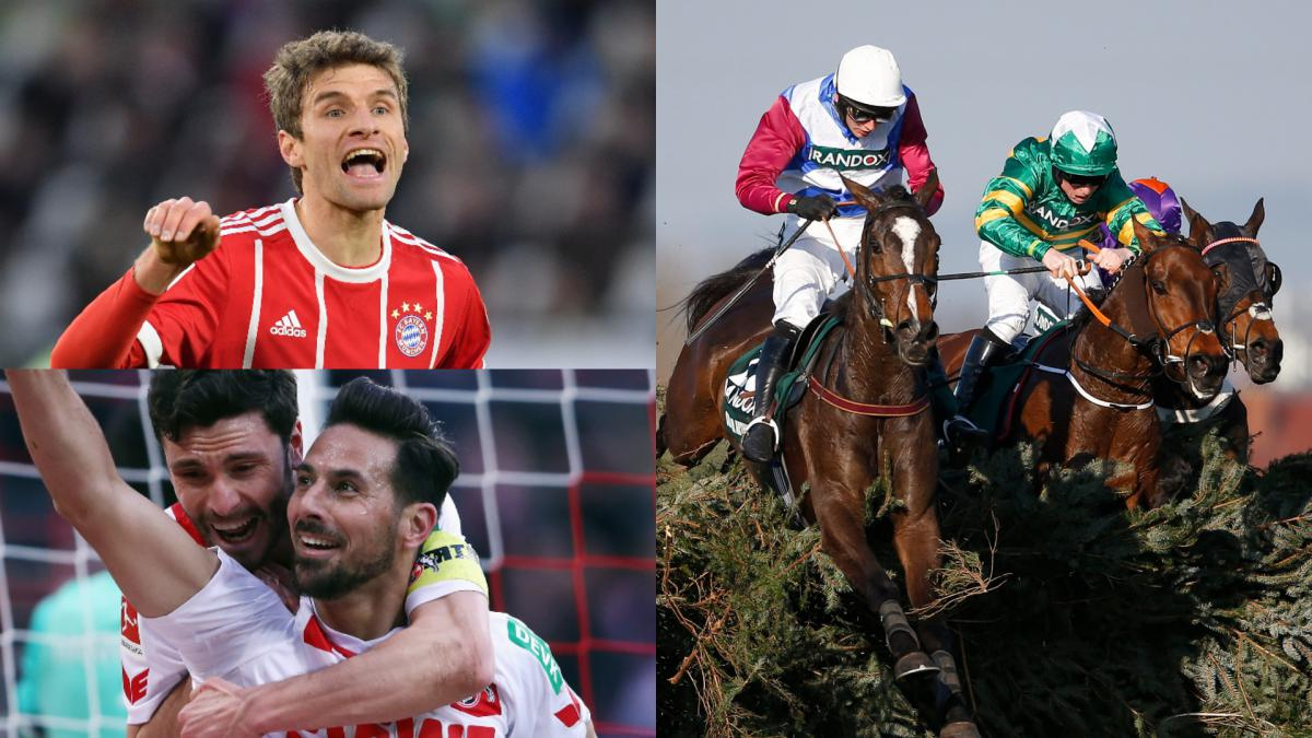 Muller and Pizarro name horse after Heynckes