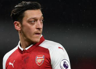 Özil breaks Cantona assist record