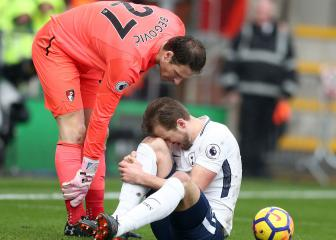 Kane injury leaves Tottenham boss Pochettino