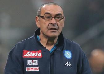 'You're a woman, I won't tell you to f*** off' - Sarri turns air blue as Napoli falter