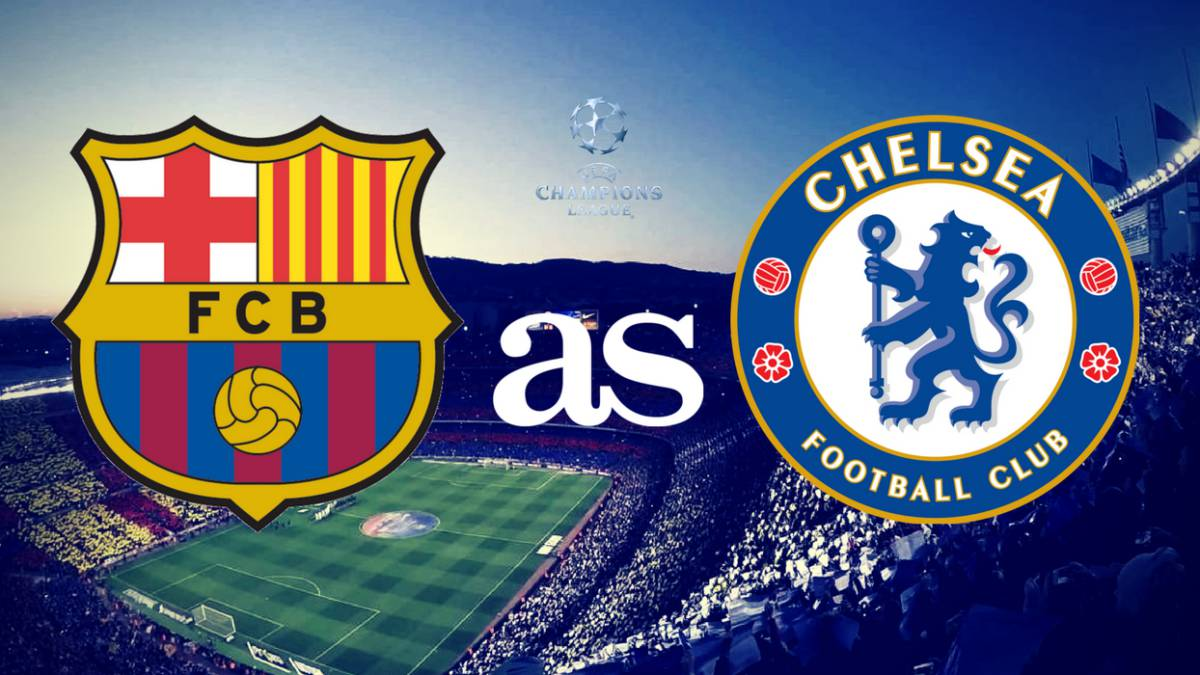 Barcelona vs Chelsea: how and where to watch: times, TV, online