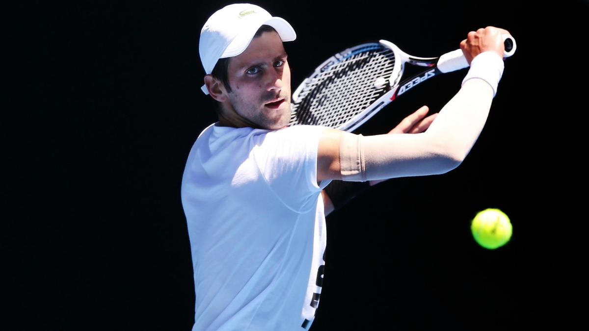 Djokovic crashes out on Tour return