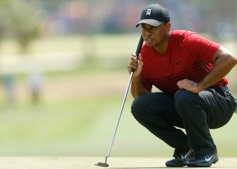 Tiger Woods returns to world's top 150 after Valspar challenge
