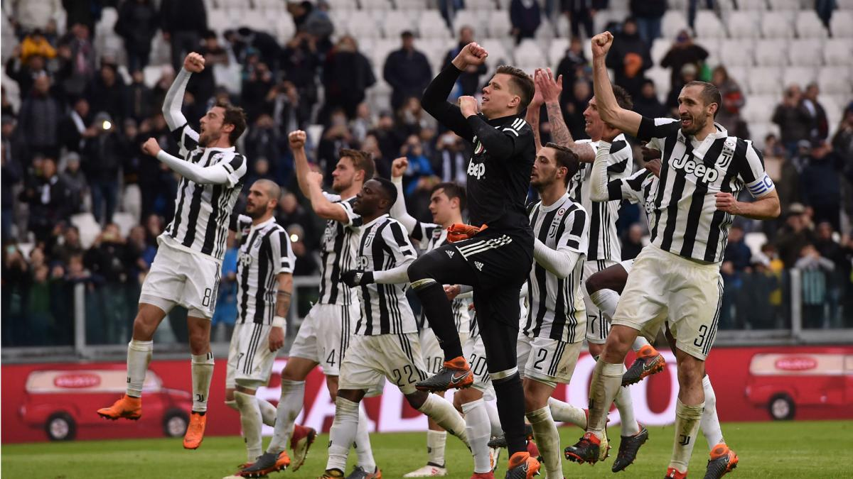Allegri sets Juventus 100-plus target for Serie A glory