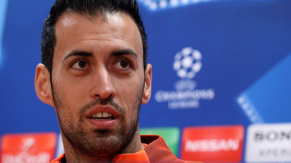 "Busquets: ""We've done all we possibly can for André Gomes..."""