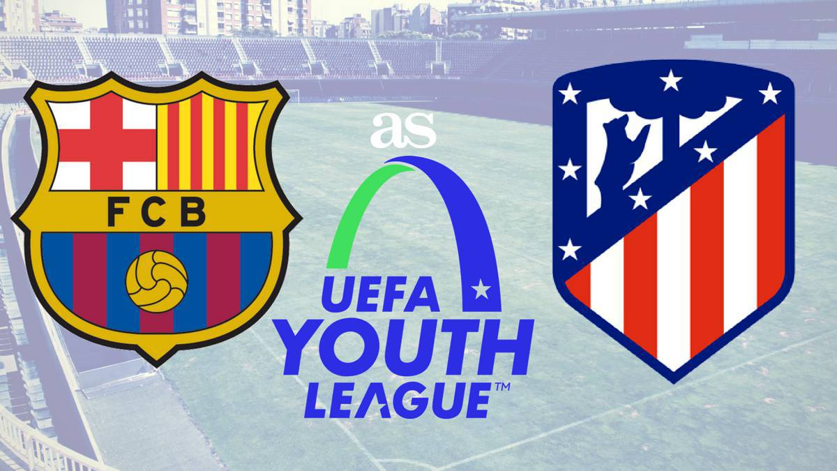 Barcelona beat Atlético into Uefa Youth League semi-finals