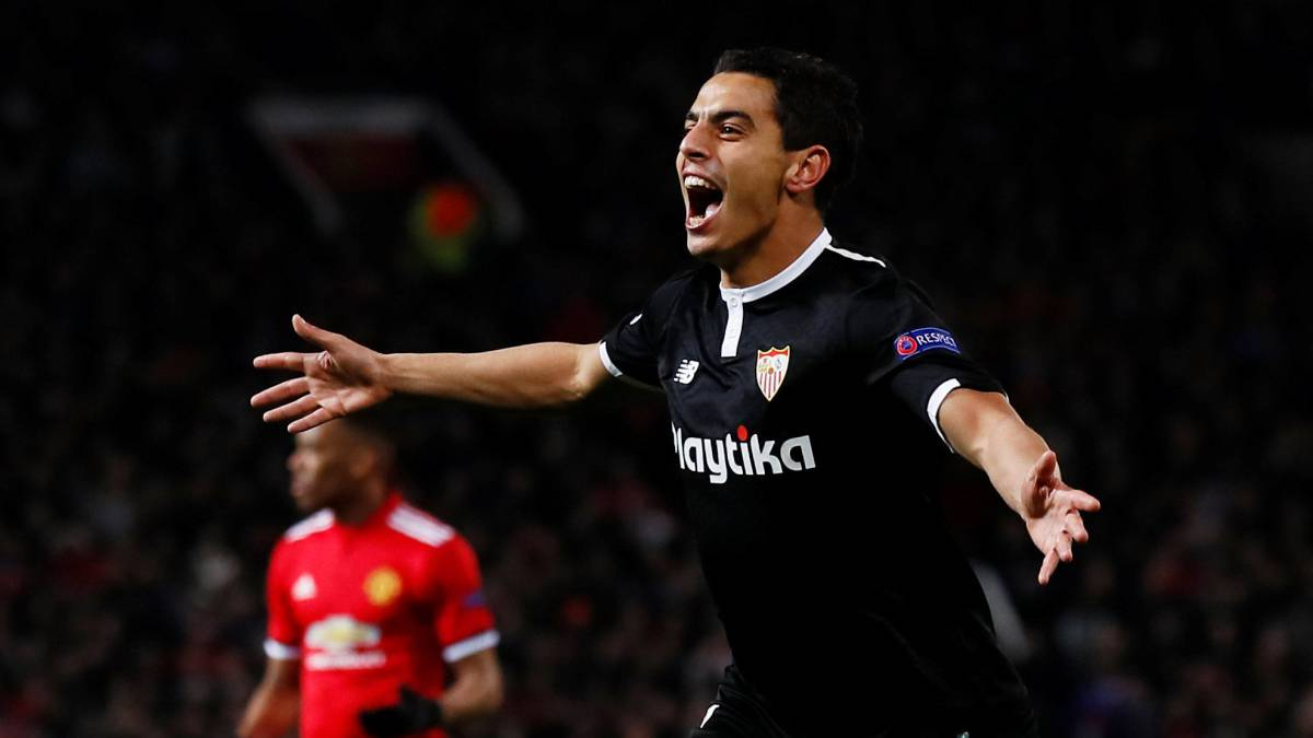 Manchester United 1-2 Sevilla Champions League: report