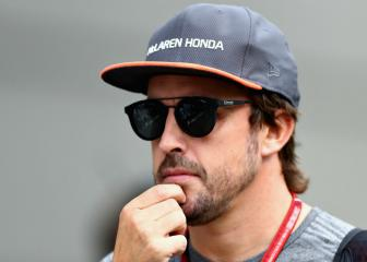 Alonso considered quitting F1 after troubled 2017