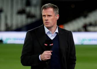 Sky Sports suspend Carragher for the rest of the season