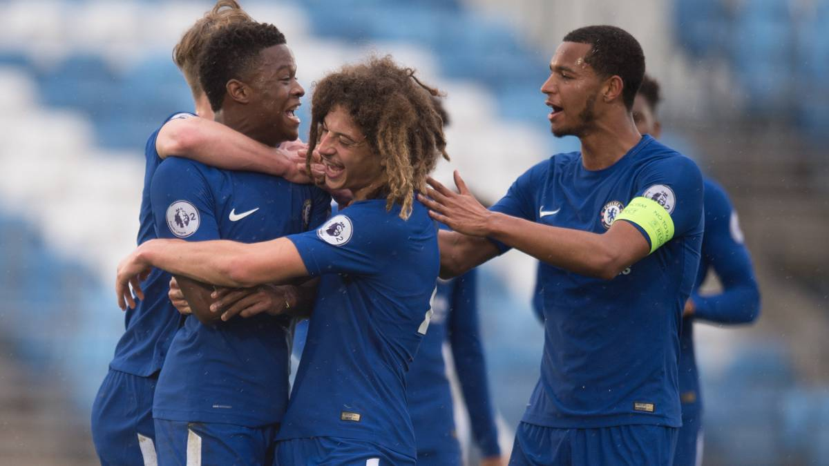 Real Madrid 2-4 Chelsea match report: UEFA Youth League