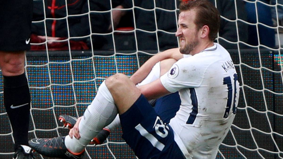 Kane set to return training in April, easing World Cup fears