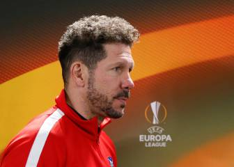 Diego Simeone lauds Sevilla after United win