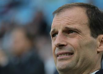 Allegri demands more from Juventus despite 12th straight Serie A win