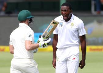 South Africa's Rabada appeals ICC's two-Test suspension