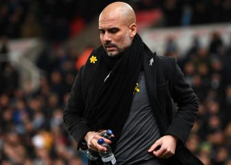 Guardiola fined by FA for 'act of defiance' over yellow ribbon