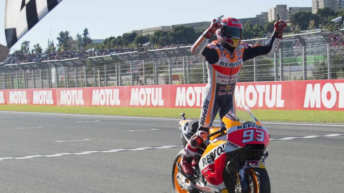 Motorsport | MotoGP 2018: Can anyone stop Marc Márquez? - AS.com