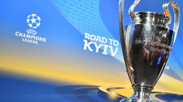 Champions League and Europa League draws, 2017/2018 quarter