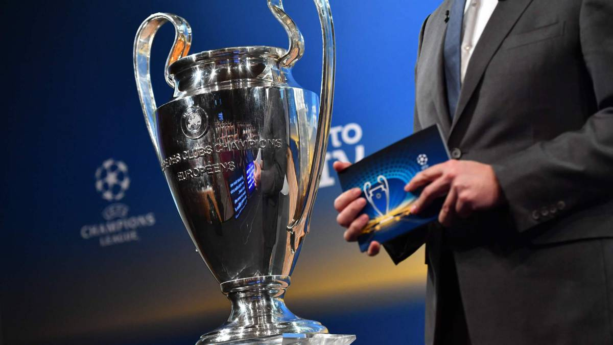 Champions League Draw Update: Champions League Quarter-final Draw: Confirmed Fixture