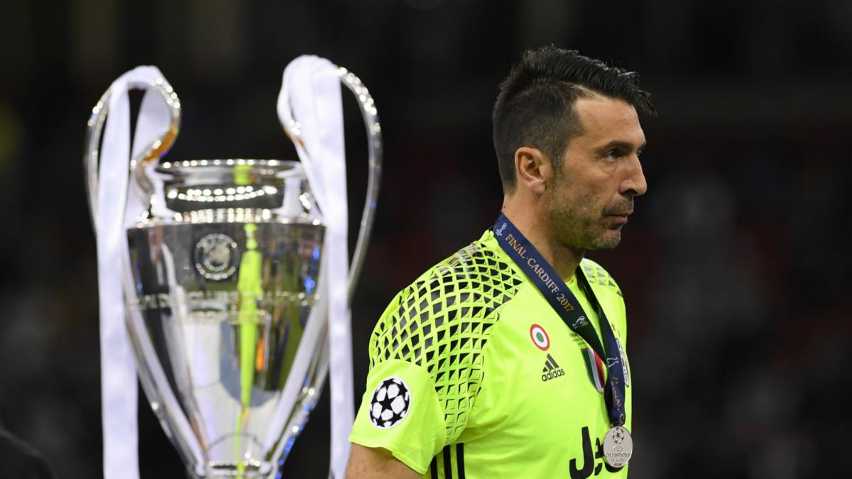 Buffon: Most determined team will win Juventus-Madrid tie