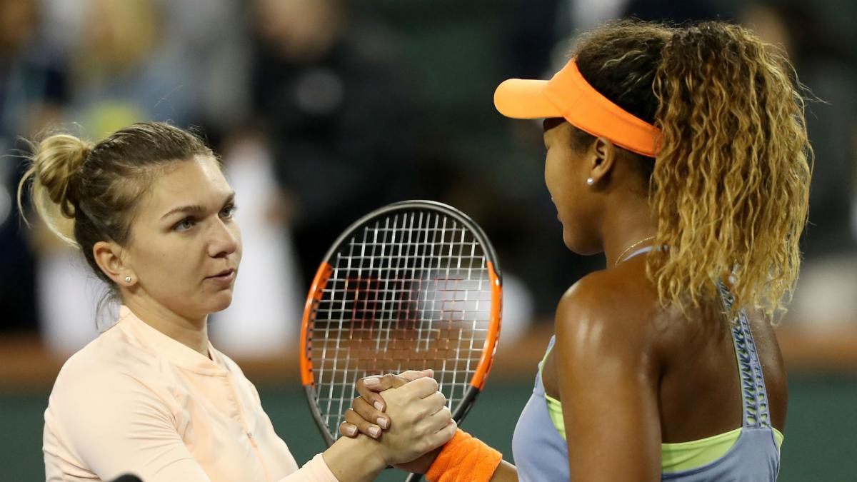 I was out of the game - Halep offers no excuses for Osaka shock