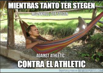 The very best memes of Barcelona - Athletic